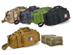 556-RTSRB-WM855200400 Winchester Lake City 5.56 62 Gr M855 Green Tip FMJ RTAC Small Range Bag Combo
