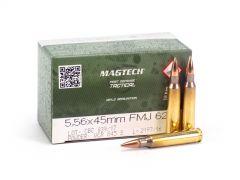 Magtech 5.56 NATO 62 Grain FMJ