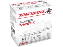 "TRGTL127 Winchester Super Target Xtra-Lite 12 Ga 2.75"" 1 oz 7.5 Shot"
