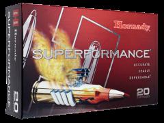 82026-CASE Hornady Superformance 300 Win Mag 165 Grain GMX (Case)