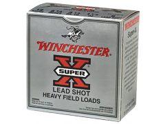 """XU20H7 Winchester Super-X 20 Gauge High Brass Game 2-3/4"""" 1 ounce Number 7.5 Shot"""