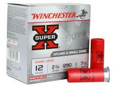 """XU127 Winchester Super-X Game Load 12 Gauge 2.75"""" 1oz 7.5-Shot"""