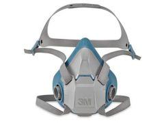 3M-6502 3M 6502 Half-Face Respirator - Medium