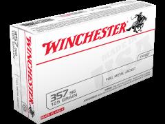 Q4309 Winchester USA 357 Sig 125 Grain FMJ