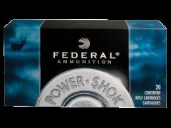7B Federal Power-Shok 7mm Mauser 140 Grain JSP