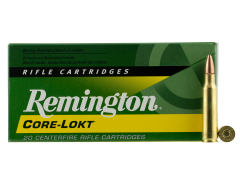 R250SV-BOX Remington Core-Lokt 250 Savage 100 Grain Pointed Soft Point (Box)