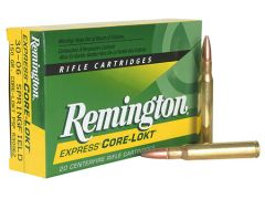 R308W1 Remington Core-Lokt  308 Win 150 Gr SP