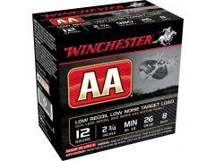 "AA12FL8 Winchester AA Low-Recoil 12 Ga 2.75"" 1oz 8-Shot"