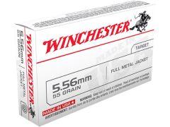 Q3131 Winchester 5.56 NATO 55 Gr FMJ
