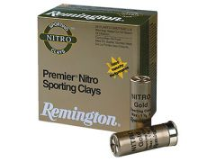 "STS410NSC8 Remington Premier Nitro Sporting Clays 410 Ga 2.5"" 1/2 oz 8 Shot"