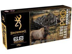 Browning 6.8 Western 175 Grain Sierra GameKing (Case)