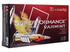 8025 Hornady Superformance Varmint 223 Rem 53 Grain V-MAX