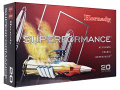 80933 Hornady Superformance 308 Win 150 Gr SST
