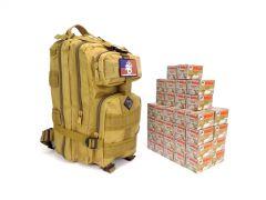 RTAC 7.62x39 Assault Backpack - Wolf MC762FMJ (Tan)
