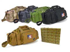 762X39-RTSRB-ROA76239124FMJ500 Red Ops 7.62x39 124 Grain FMJ RTAC Small Range Bag Combo