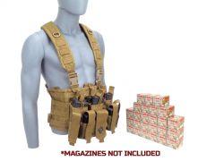 RTAC 7.62x39 Tactical Ready Rig - Wolf MC762FMJ
