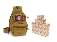 RTAC 7.62x39 Tactical Sling Pack - Wolf MC762FMJ