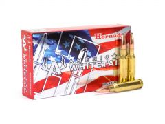 Hornady American Whitetail 6.5 Creedmoor 129 Grain ISP