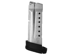 Smith & Wesson M&P Shield 9mm Magazine - 8 Round (Silver Aluminum)