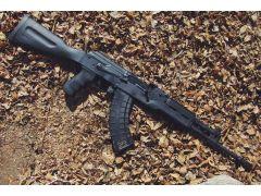 """M+M Inc AK-47 SA 7.62X39 16.5"""" 30+1 Black"""