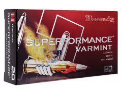 83204 Hornady Superformance Varmint 204 Ruger 32 Gr V-Max