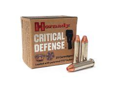 Hornady Critical Defense .357 Mag 125 Grain JHP (Box)