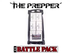 "Federal Hi-Shok 9mm 115 Grain JHP The Prepper"" Battle Pack"""