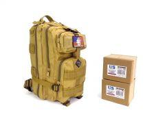 9MM-RTABP-USC400 RTAC 9mm Assault Backpack - US Cartridge 9mm 400 Rounds