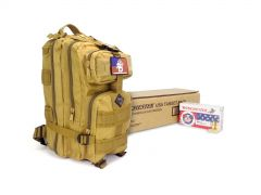 9MM-RTABP-USA4172500-TAN RTAC 9mm Assault Backpack - Winchester USA4172 (Tan)