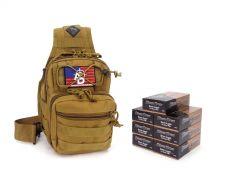 RTAC 9mm Tactical Sling Pack - Blazer Brass 5200