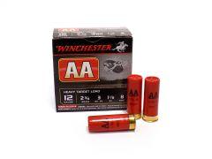 "Winchester AA 12 Ga 2-3/4"" 1-1/8 Oz No.8 Shot Heavy Target Load (Box)"