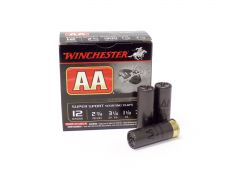 "Winchester AA 12 Ga 2-3/4"" 1-1/8 Oz No. 7.5 Shot (Case)"