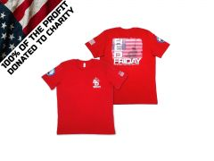 Ammunition Depot - Red Friday T-Shirt (XXL)