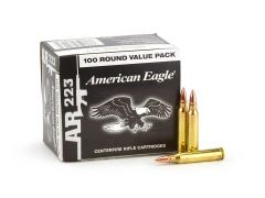 Federal American Eagle 223 Remington 55 Grain FMJ