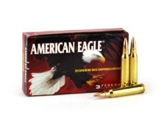 Federal American Eagle 223 Remington 62 Grain FMJ Boat Tail (Case)