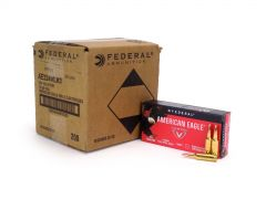 Federal American Eagle 224 Valkyrie 75 Grain TMJ (Case)