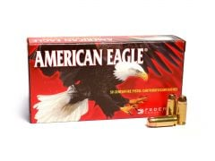 Federal American Eagle 40 S&W 165 Grain FMJ (Case)