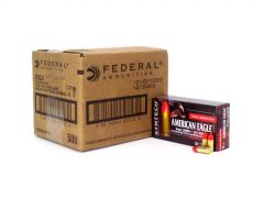 Federal American Eagle Syntech 9mm Luger 115 Grain TSJ (Case)