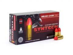 Federal American Eagle Syntech 9mm Luger 124 Grain TSJ