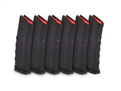 Amend2 AR15 Mod 2 Magazine (Black) - 30 Round (6 Pack)