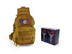 RTAC .22 LR Tactical Sling Pack - CCI 0035