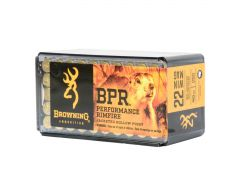 B195122050 Browning Performance Rimfire 22 Mag 40 Grain JHP