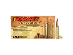 Barnes VOR-TX 260 Remington 120 Grain Tipped TSX Boat Tail (Box)