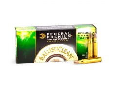 Federal Ballisticlean 223 Remington 55 Grain Frangible (Case)