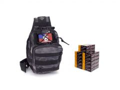 556-TACSLING-XP193240-BPYTHON RTAC 5.56 Tactical Sling Pack - PMC XP193 (Black Python)