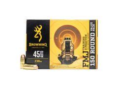 B191800455 Browning Training & Practice 45 ACP 230 Grain FMJ