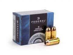 Federal Personal Defense 45 ACP 230 Grain JHP