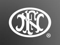 FN Vinyl Pro-Cut Window Decal (Small)