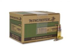 WM855200 Winchester Lake City 5.56 62 Grain M855 Green Tip FMJ