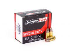 F9100SD Sinterfire Special Duty Self-Defense 9mm 100 Grain HP
